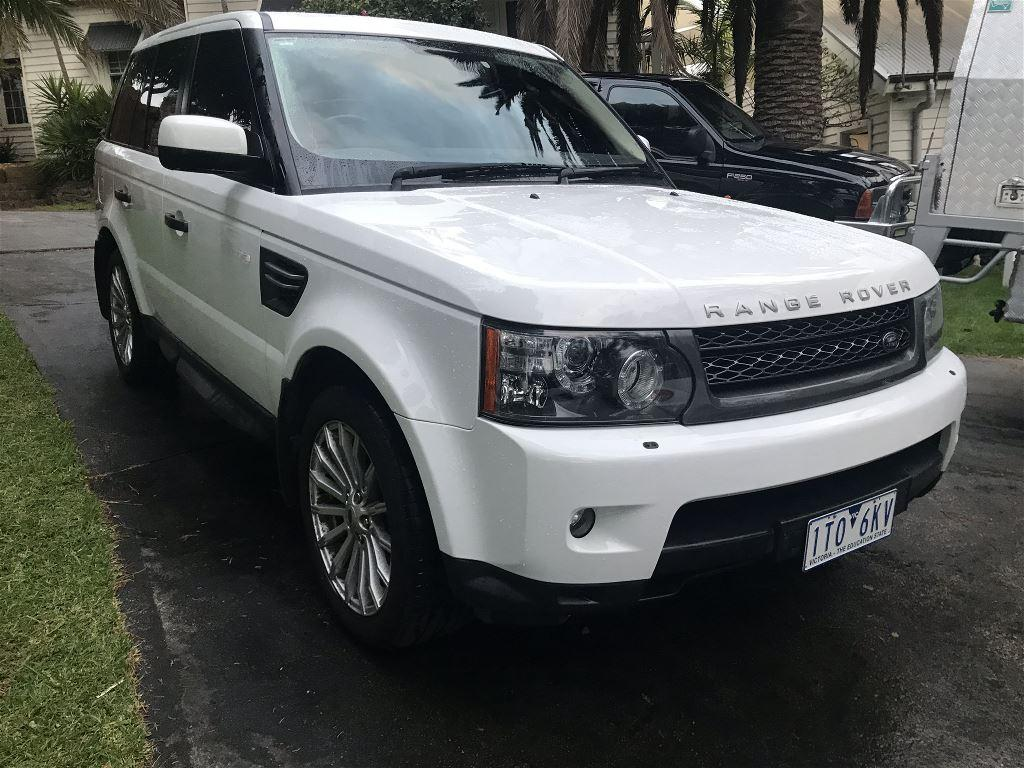 2011 Land Rover Range Rover MY11 SPORT 3.0 TDV6 LUXURY